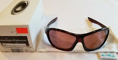 Authentic Oakley Womens Sunglasses Speechless Red Tortoise / G20 Made in U.S.