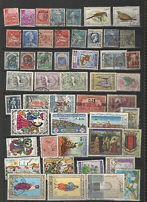 Briefmarken, Lot  Algerien   M039