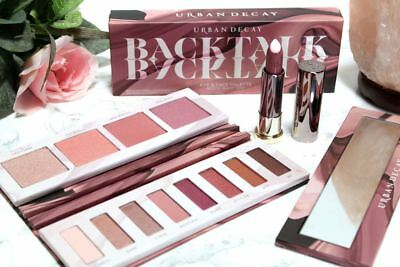 BACKTALK  by URBAN DECAY  Eye & Faced Palette AUTHENTIC