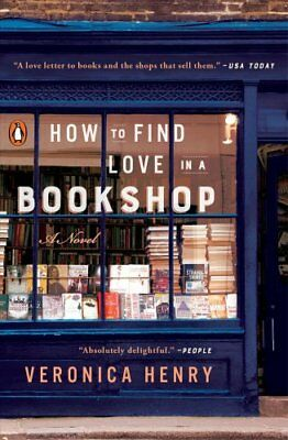How to Find Love in a Bookshop by Veronica Henry 9780735223509 (Paperback, 2018)