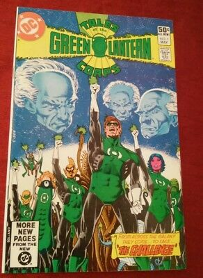 Tales of the Green Lantern Corps #1 Krona DC 1981 FN+ P&P Discounts
