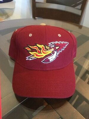 3ac0f834565 NWOT Florida State Seminoles Zephyr Fitted Hat Cap Size 7 New With Tags!