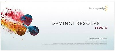 BlackmagicDesign Davinci Resolve Studio 15 Video Edit Software Dongle #1