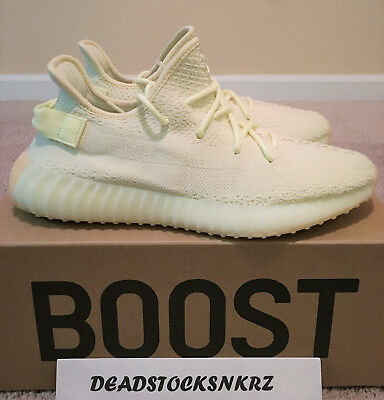 04e133fbd3df02 Adidas Yeezy Boost 350 V2 Butter F36980 Kanye West 100% AUTHENTIC Men s  Sizes