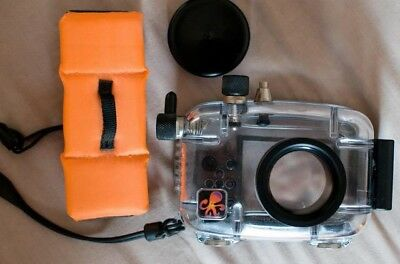 Ikelite Underwater Housing for Nikon Coolpix L22 & L24.  Excellent Condition.