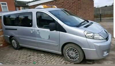 2008 Peugeot Expert 9 Seater Taxi
