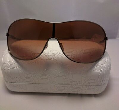 baa74a5d92 BRAND NEW OAKLEY Women s Collected Sunglasses Polished Brown Brown Lens -   124.99