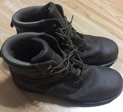 24526a9df24 Wolverine Nolan 6 Inch Composite Toe Waterproof Work Boot W10103 Size 12M