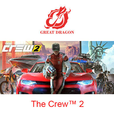 [Contact Before Purchase] The Crew 2 [PC Global]