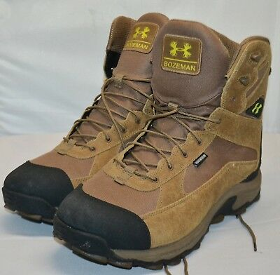 Under Armour Speed Freek Bozeman 600 Waterproof Boots 1262055-225 US SIZE 13 ca03eac4b5