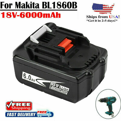 Upgraded 9.6v 3000mAh Replacement Battery for Makita 9000 9033 193890-9 192696-2