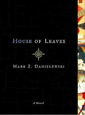 House of Leaves by Mark Z. Danielewski (English) Paperback Book Free Shipping!