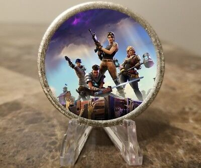 Fortnite Commemorative Coin