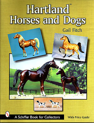 Hartland Horses BOOK full-color ID, values, 60 yr history signed by Gail Fitch