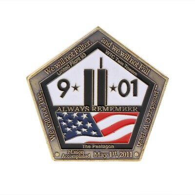 American 911 Accident Pentagon Commemorative Coin Collection Arts Gifts Souvenir