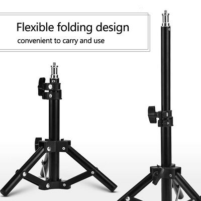 Photography Foldable Light Tripod Mini 45cm Video Stand for Camera Photo Studio
