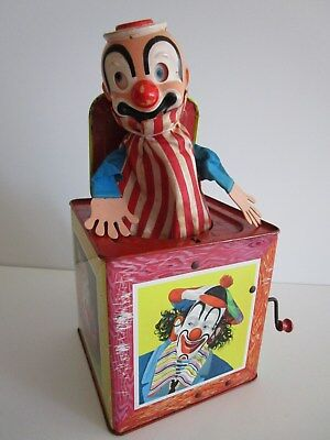 Jack in the Box  60er Jahre  Made in USA