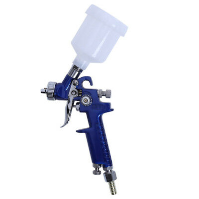 VLP Spray Gun Mini Air Paint Spray Guns Airbrush For Painting Car Aerograph O1A6