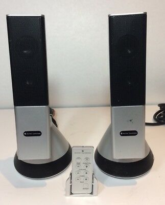 Altec Lansing VS4221  Computer Speaker System With Remote Subwoofer Not Included
