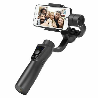 3-Axis Handheld Gimbal Stabilizer for Smartphone iPhone Samsung Wireless Control