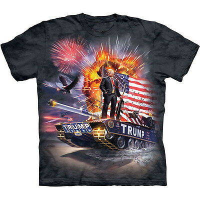 The Mountain Epic Donald Trump President Make America Great Uniesex T-Shirt