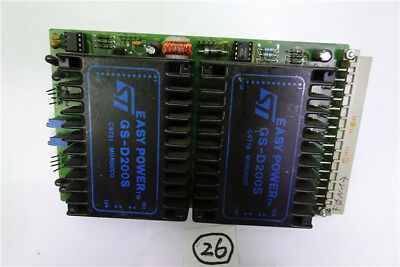 ST Easy Power GS-D200S with Board