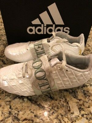 1861449c8344 New adidas Kids  adizero 5-Star 6.0 SNOOP Football Cleats Sz 5.5 Youth MSRP