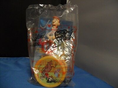 Jack In The Box Jack's Kid's Meal Toy The Jetsons Jane Stop This Crazy Thing