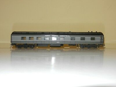(07) Bachmann Spectrum Diner Car New York Central Ho Scale Brand New In Box