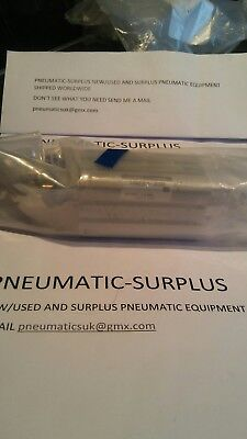 Smc Through Rod Cylinder Cdqsw20-30Dm New Stock Wrapped