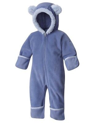 NWT Columbia Tiny Bear II Infant Periwinkle Blue 3-6 months