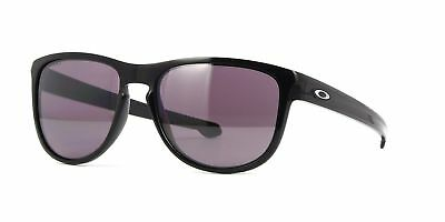 30232fb9fe3 Oakley Sliver R Sunglasses Polished Black Prizm Daily Polarized Oo9342-07  New 57