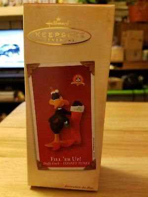 Daffy Duck 2002 Hallmark ornament