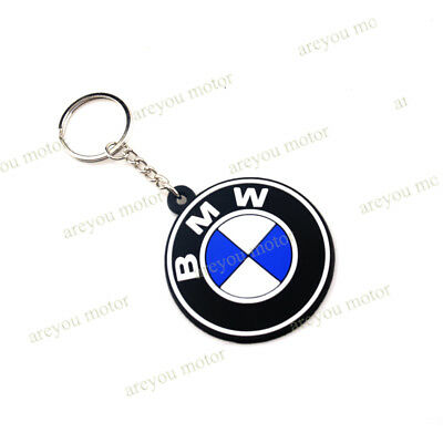 Wing Keyring Motor Bike Rubber Keychain Key Chain Key Ring Gift For BMW S1000RR