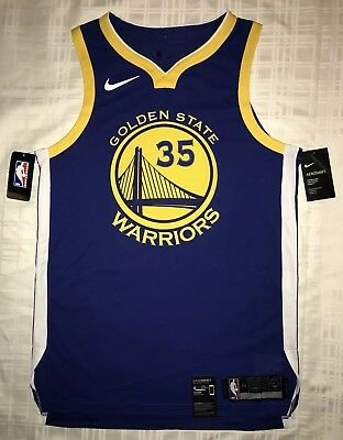 3674927ae Men s Golden State Warriors Kevin Durant Nike Icon Authentic Jersey Size M  (44)