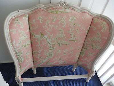 Queen Anne Bed Old Wooden Bed New York  Old South  Old Victorian King Louie 14