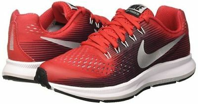 best sneakers 94d1e e03df Nike Zoom Pegasus 34 GS Kids Youth RUNNING SHOES 881953 600-Size 4Y