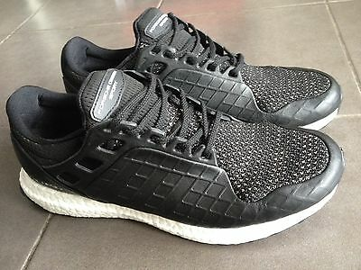 online retailer 878b6 ef929 ADIDAS X PORSCHE Design Ultra Boost 1.0 sneakers pure black kicks Y-3  luxury 8.5