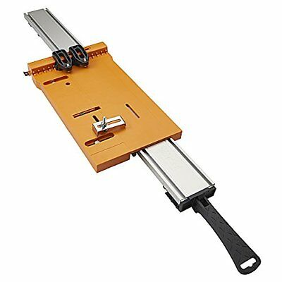 Bora 542006 WTX Saw Plate – The Easy to Use Saw Sled/Circular Saw Guide That E