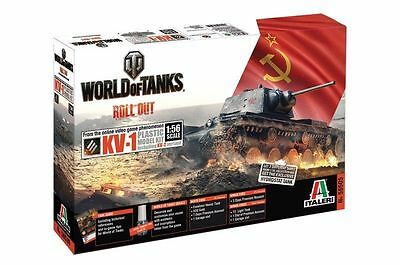 KV1 KV2 1:56 | World of Tanks | Dragon | Italeri | Revell | #56505