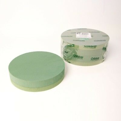"""Posy Pad Floral Foam Backed  Posie Smithers Ideal Oasis Floristry 4"""" to 22"""""""