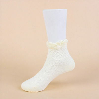 New baby mesh children socks breathable baby soft cotton socks Fashion