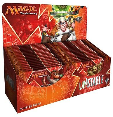 MTG Unstable Booster Box – Sealed, Brand New – MTG – Australia