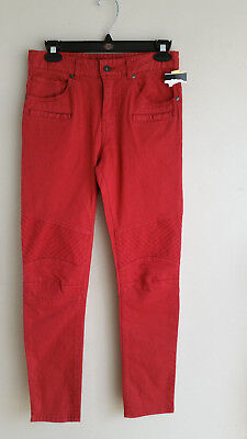 NWT Target Art Class Super Skinny Jeans Red size 14