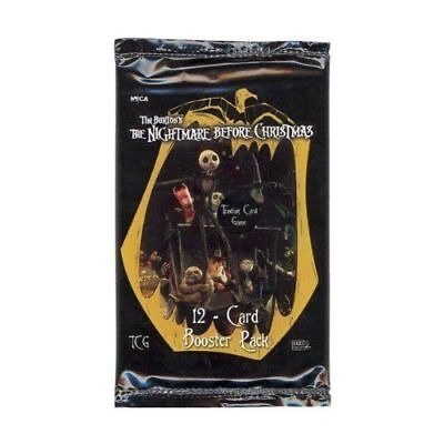 The Nightmare Before Christmas TCG Booster Pack Sealed