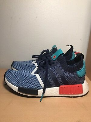 dca9466582f6e ADIDAS NMD R1 PK x Packer Shoes Size BB5051 Yeezy Human Race New ...
