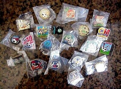 AYSO American Youth Soccer Organization Lot of 20 Diff Pins Southern California