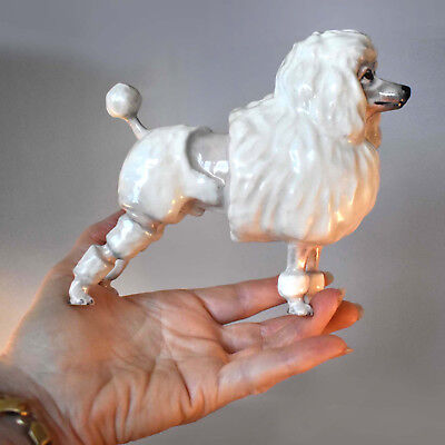 Royal Doulton French Poodle HN2631, Perfect Condition, Medium-Large Size - MINT