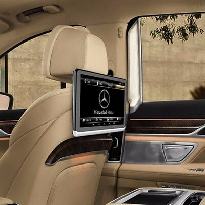 Mercedes Benz Rear Seat Entertainment+Google Play Store+DVD Player+4K upscale ⭐️