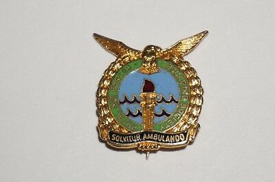 Royal Air Forces Escaping Society Pin Badge Post WWII RAF M1977